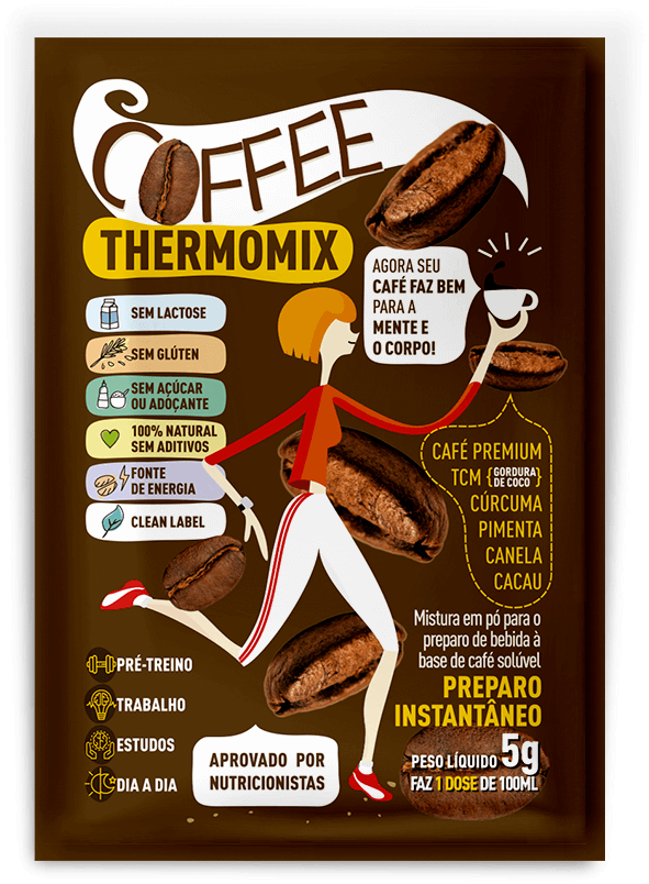 Coffee Thermo Mix Sachê 5g