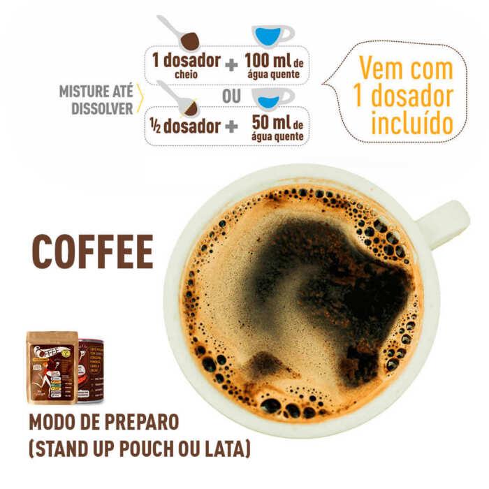 Coffee ThermoMix - Modo de Preparo