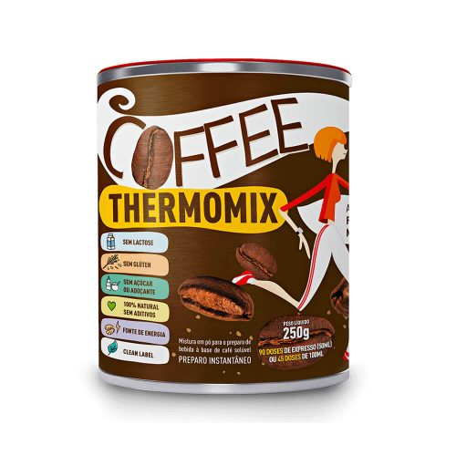 Coffee ThermoMix Lata de 250g