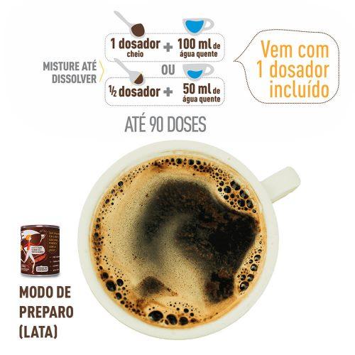 Modo de Preparo - Coffee ThermoMix Lata de 250g