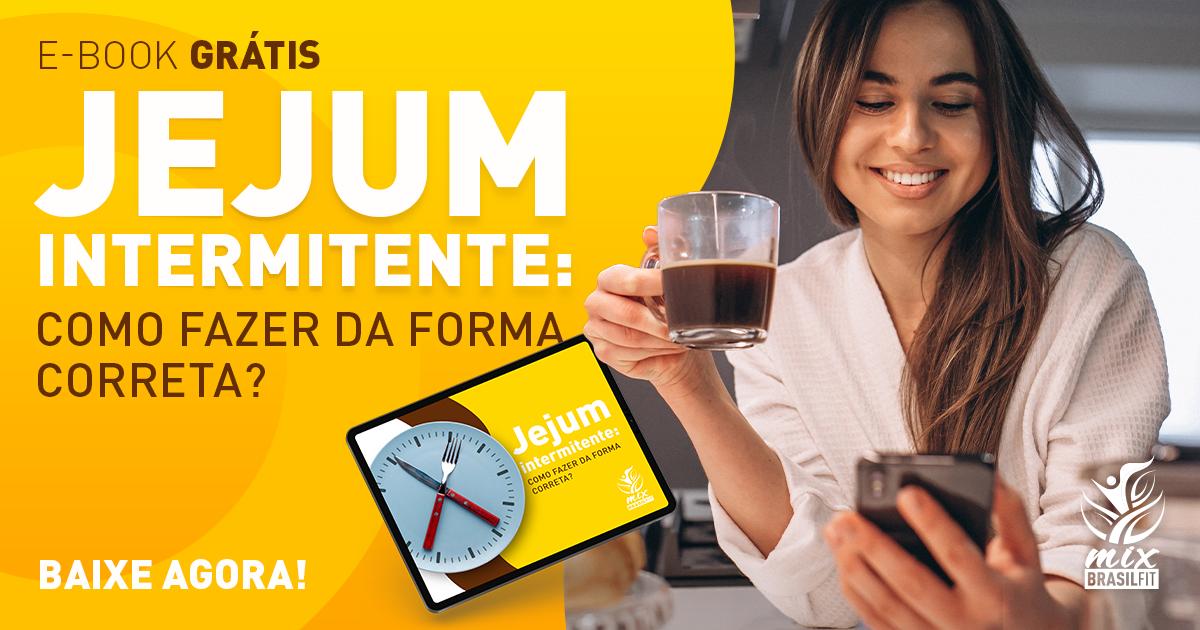 Ebook Grátis - Jejum intermitente: Como fazer de forma correta?